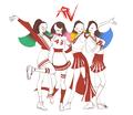 Red Velvet 팬 아트