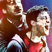 Remus and Harry - remus-lupin icon