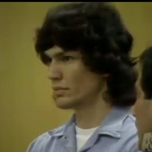 Serial Killers wallpaper probably with a portrait called Richard Ramirez