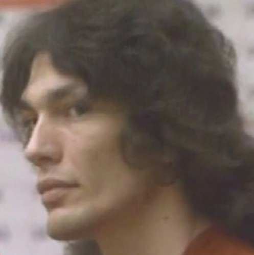 Serial Killers wallpaper containing a portrait entitled Richard Ramirez