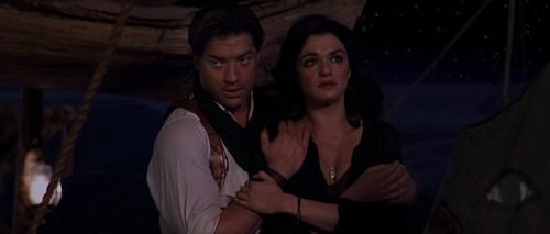 ویژن ٹیلی & Movie Couples پیپر وال called Rick and Evie