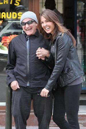 Robin And Wife Susan