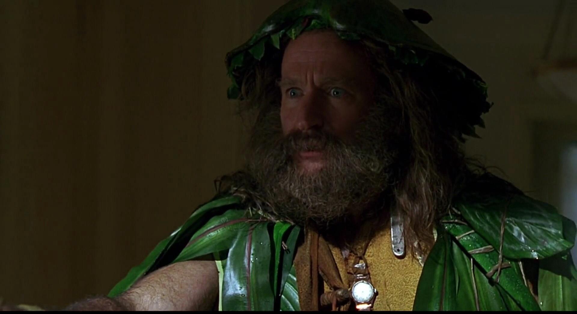Robin In Jumanji - Robin Williams Fan Art (37487042) - Fanpop