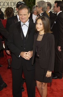Robin with Daughter Zelda