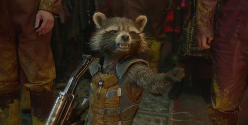 Guardians of the Galaxy 바탕화면 called Rocket Raccoon