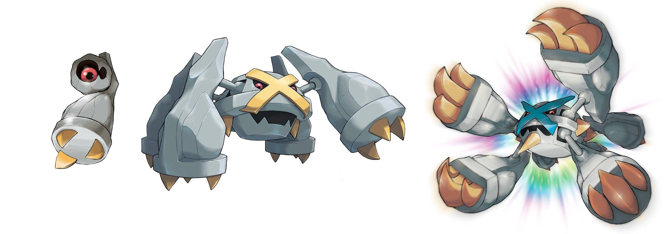 Shiny Beldum Metagrossand Mega Metagross Photo