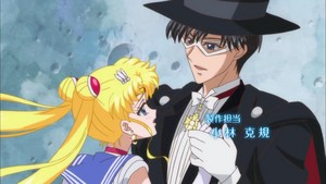 Sailor Moon Crystal - Opening Titles