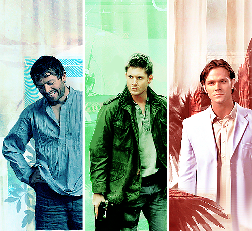 Supernatural wallpaper dean sam castiel