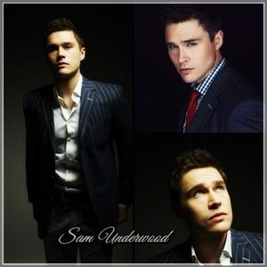 Sam Underwood Fanart