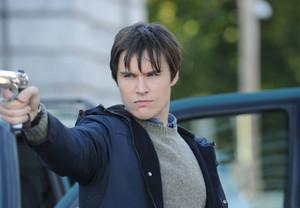 Sam Underwood as Mark Gray - The Following