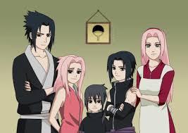 SasuSaku family....