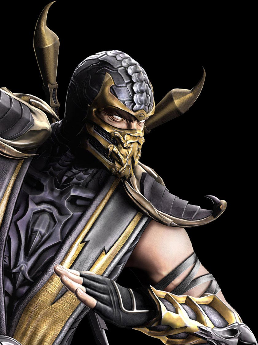 mortal kombat images scorpion hd wallpaper and background photos