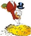 Scrooge McDuck Clipart