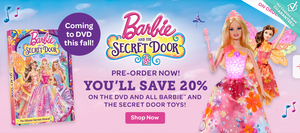 Secret Door Promotion Banners