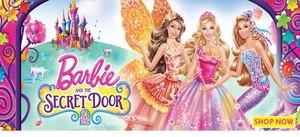 Secret Door Promotion Banners