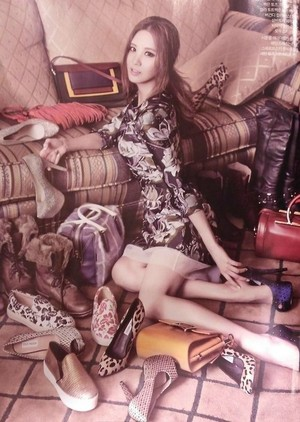 Seohyun 'InStyle' 2014 September Issue