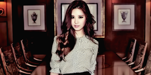 Seohyun InStyle September 2014 issue