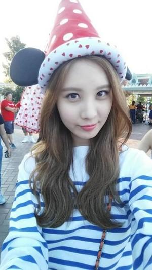 Seohyun Twitter Update