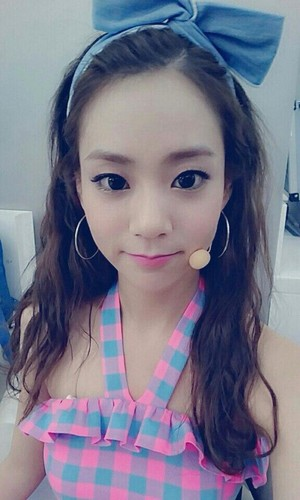 Seungyeon for SBS এমটিভি