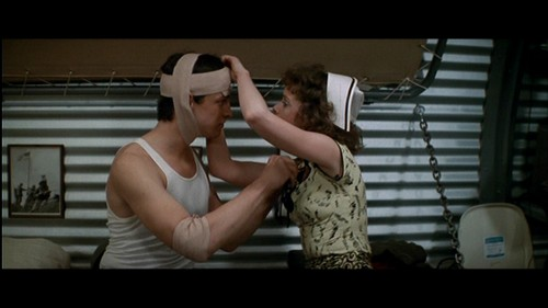 ویژن ٹیلی & Movie Couples پیپر وال possibly with a sign titled Sharon and Louis