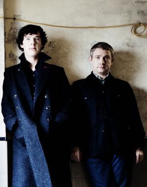 Sherlock - Promo Pics