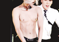 Shirtless Taemin <3