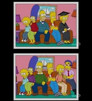Simpsons Older