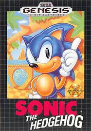 Sonic 1 Genesis Box!