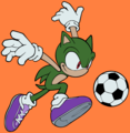 Sonic Football (Soccer) Base