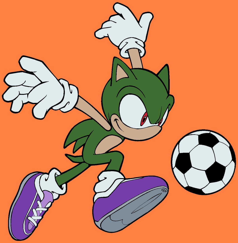 Sonic Football (Soccer) Base