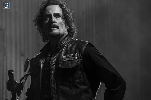 Sons Of Anarchy wallpaper containing a concert titled Sons of Anarchy HQ Season 7 Promo - Tig