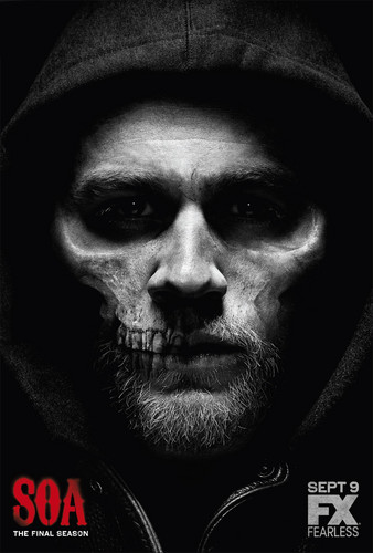 Sons Of Anarchy wallpaper called Sons of Anarchy Season 7 Poster - Jax