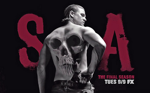 Sons Of Anarchy wallpaper called Sons of Anarchy Season 7 Poster