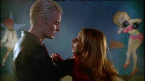 Spike and Buffy