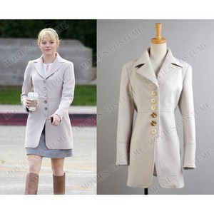 Stacy Wool Coat costume