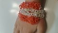 Stampy Flag Color Bracelet