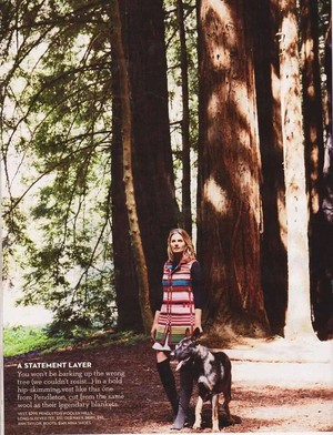 Stana Katic for Good Housekeeping Magazine