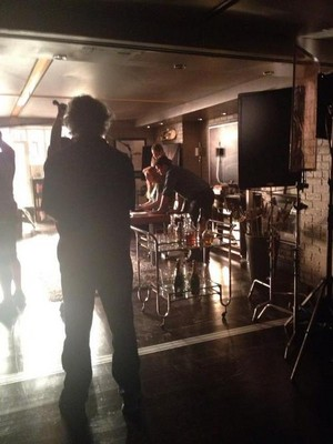 Stanathan and Molly-BTS season 7