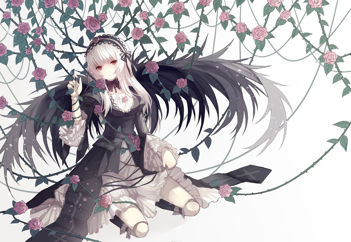 Suigintou Fan Art