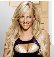 Summer Rae's WWE.com perfil Pics