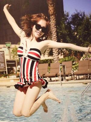 Sunny in Las Vegas Photobook