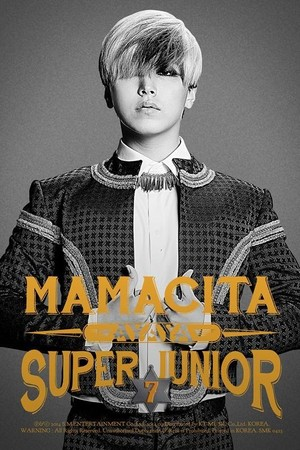 Super Junior MAMACITA teasers