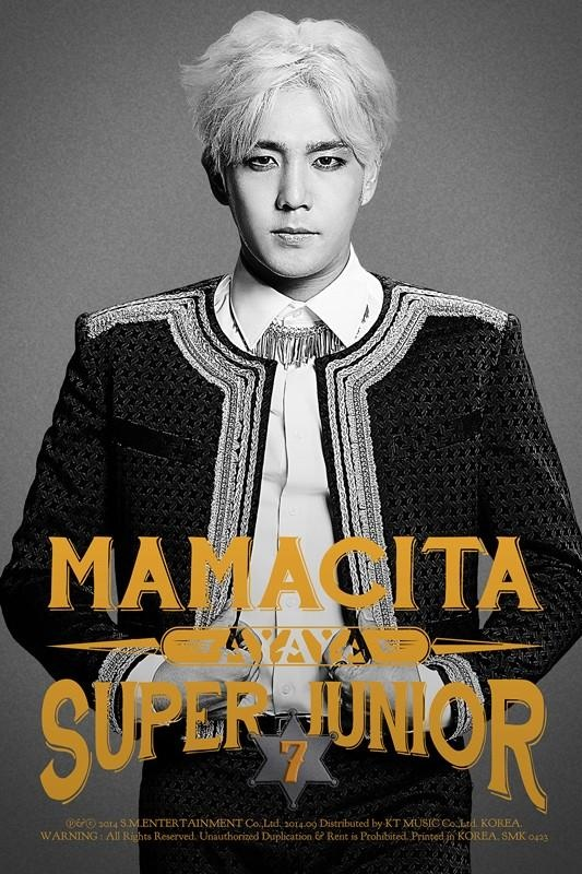 Super Junior MAMACITA teasers