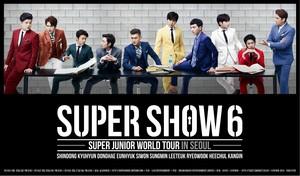 Super Show 6 Poster