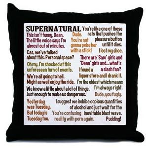 supernatural frases