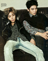 TEEN 最佳, 返回页首 for Singles Magazine Sept. Issue