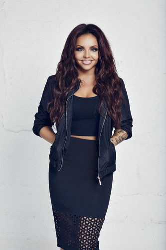 Little Mix wallpaper with a playsuit called Tati photoshoot - Jesy