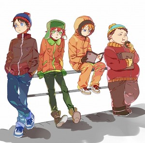 Team Stan [Anime Style]