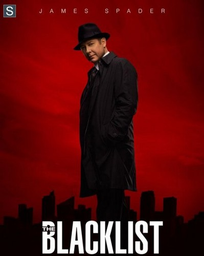 The Blacklist wallpaper probably containing a well dressed person called The Blacklist - New Promotional Poster