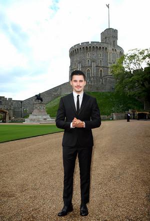 The Duke Of Cambridge Celebrates The Royal Marsden